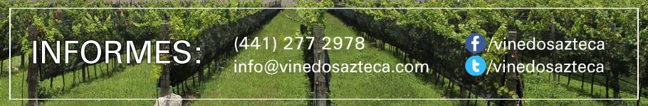 Reservaciones Viñedos Azteca